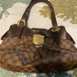 Sistina Louis Vuitton bag